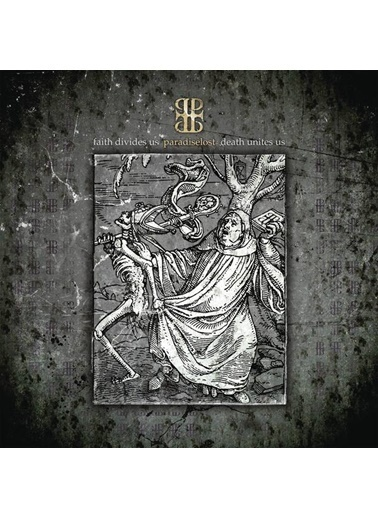 Sony Music Paradise Lost-Faith Divides Us  Renkli